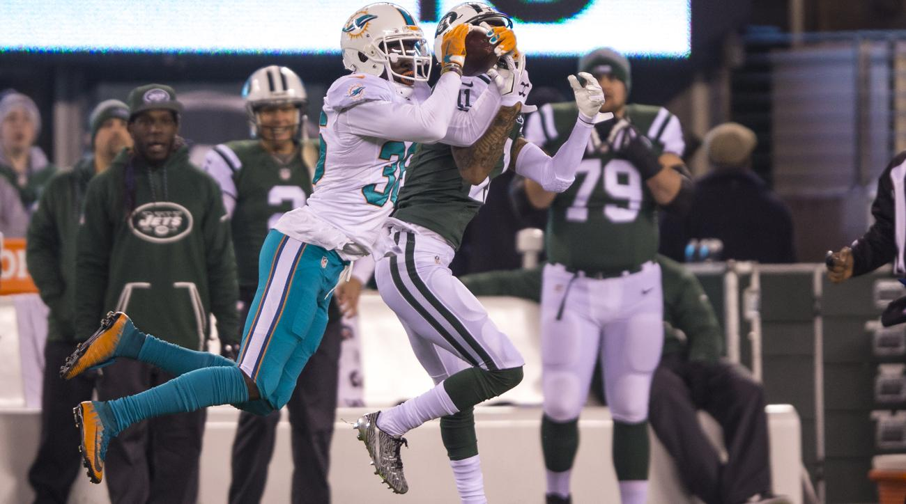 Dolphins cornerback Tony Lippett suffers season-ending Achilles injury