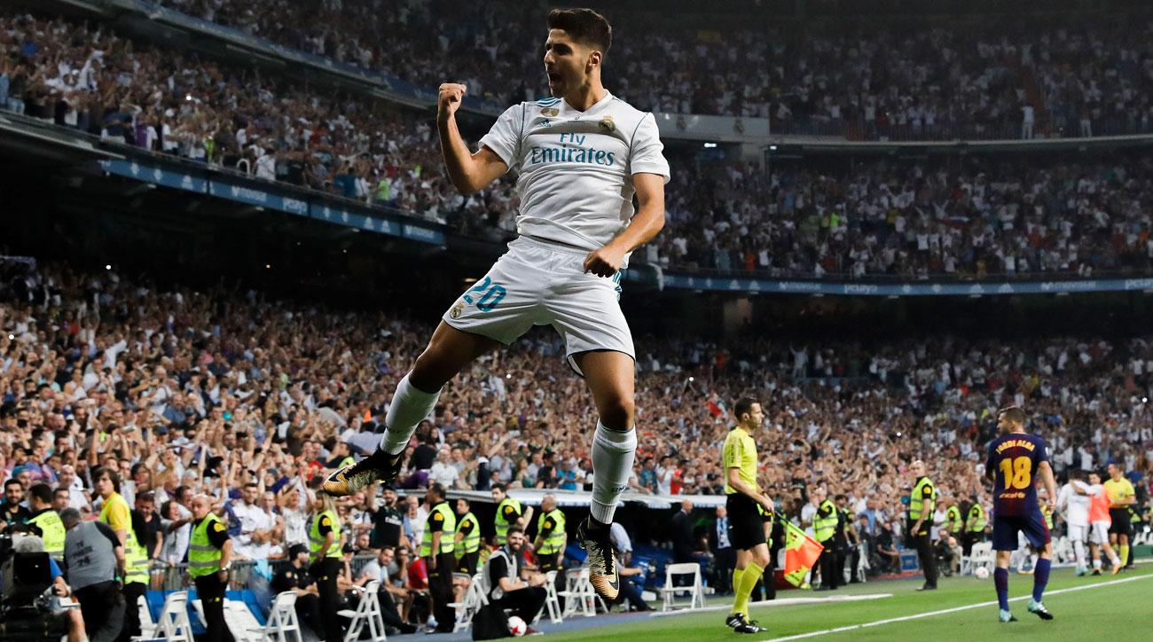 real madrid 2 barcelona 0 dominant blancos win super cup video si com