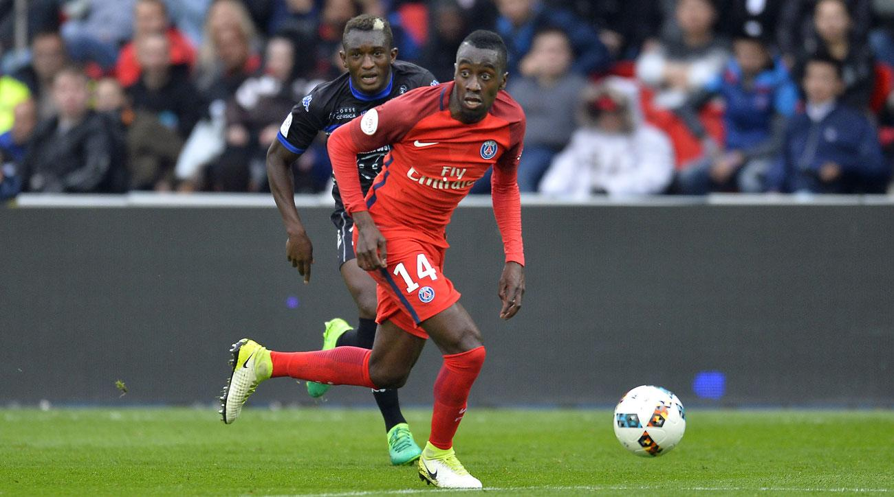 Blaise Matuidi Juventus to sign PSG star midfielder for €20M