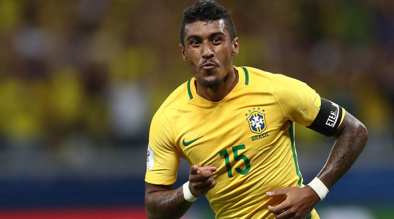 Paulinho has joined Barcelona from the Chinese Super League