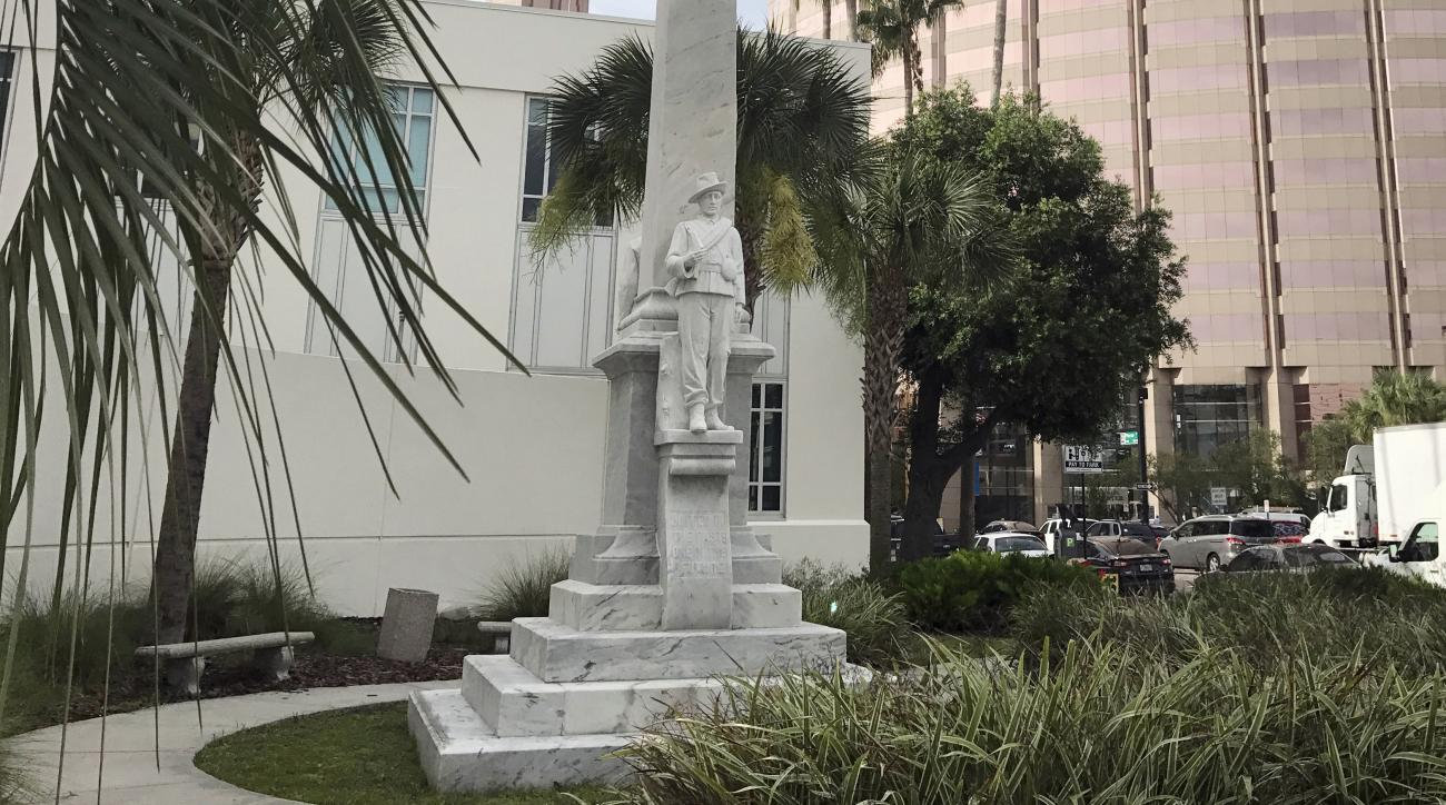 GoFundMe to move Fla. confederate monument reaches goal in day