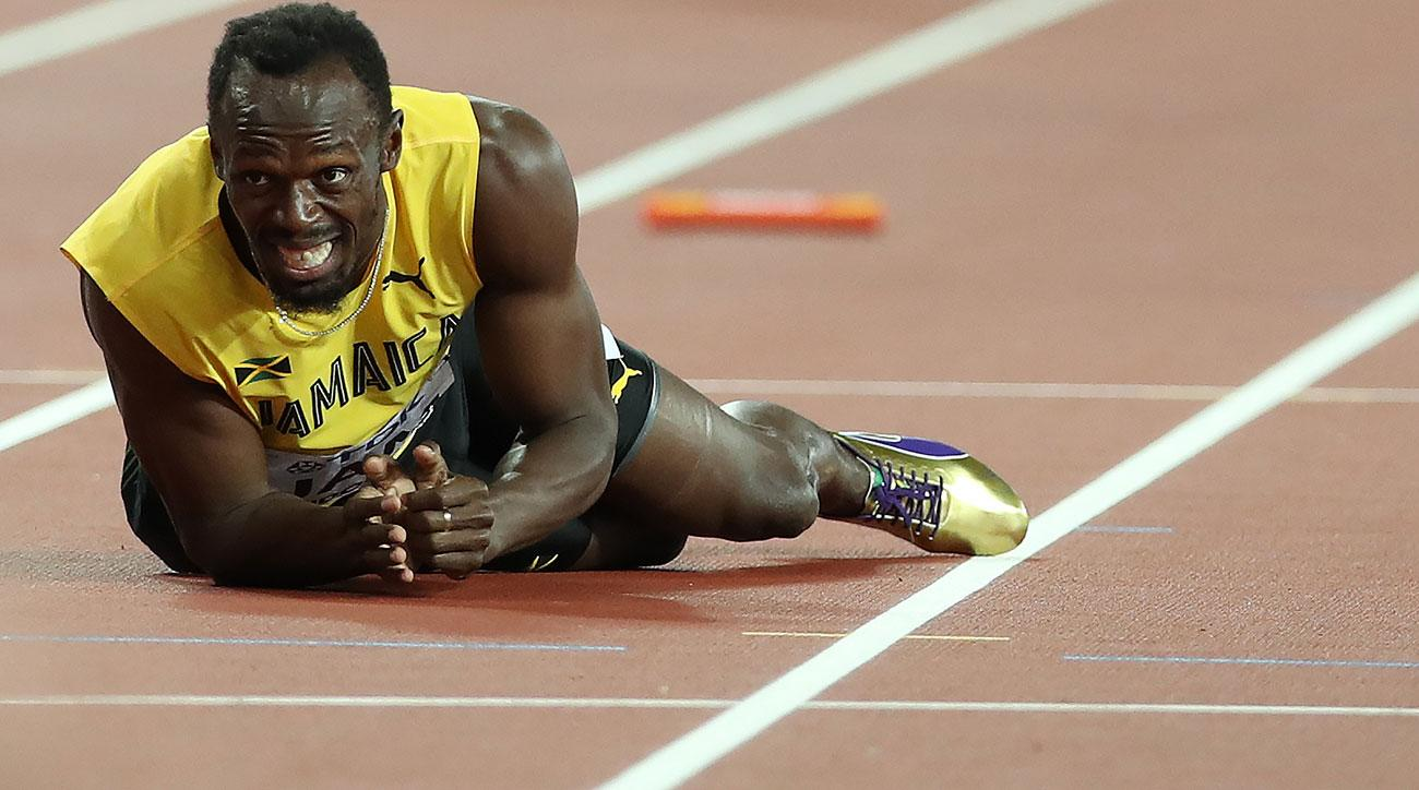 Usain Bolt silences doubters with medical proof of hamstring tear