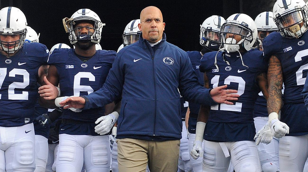 Penn State signs James Franklin to 6-year contract extension, sources say