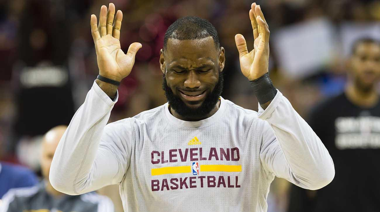 LeBron James trades