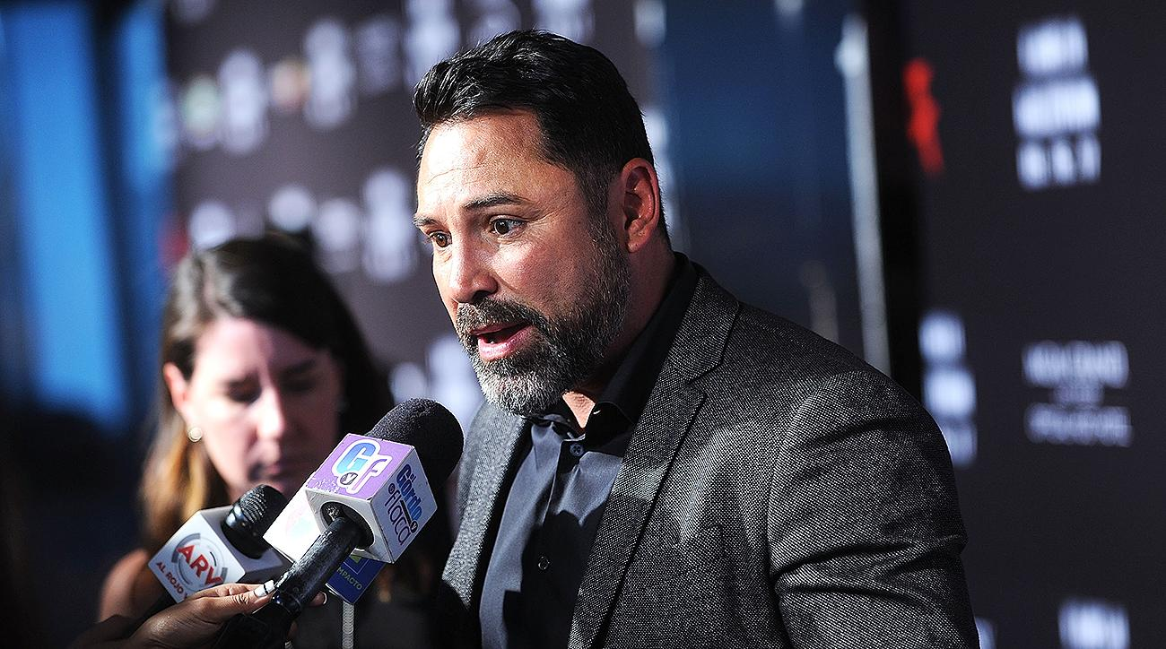 History with mayweather aside oscar de la hoya would rather look to new era in boxing