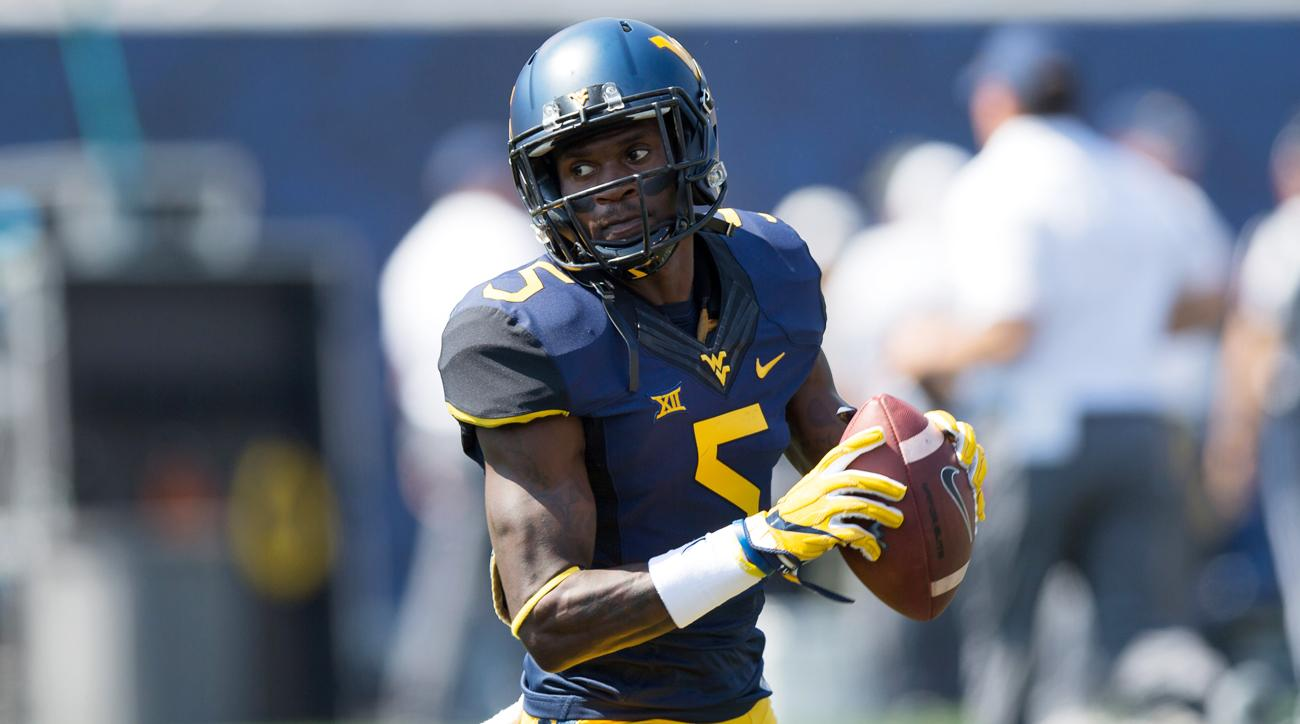 Mountaineers WR Jovon Durante transfers to Florida Atlantic