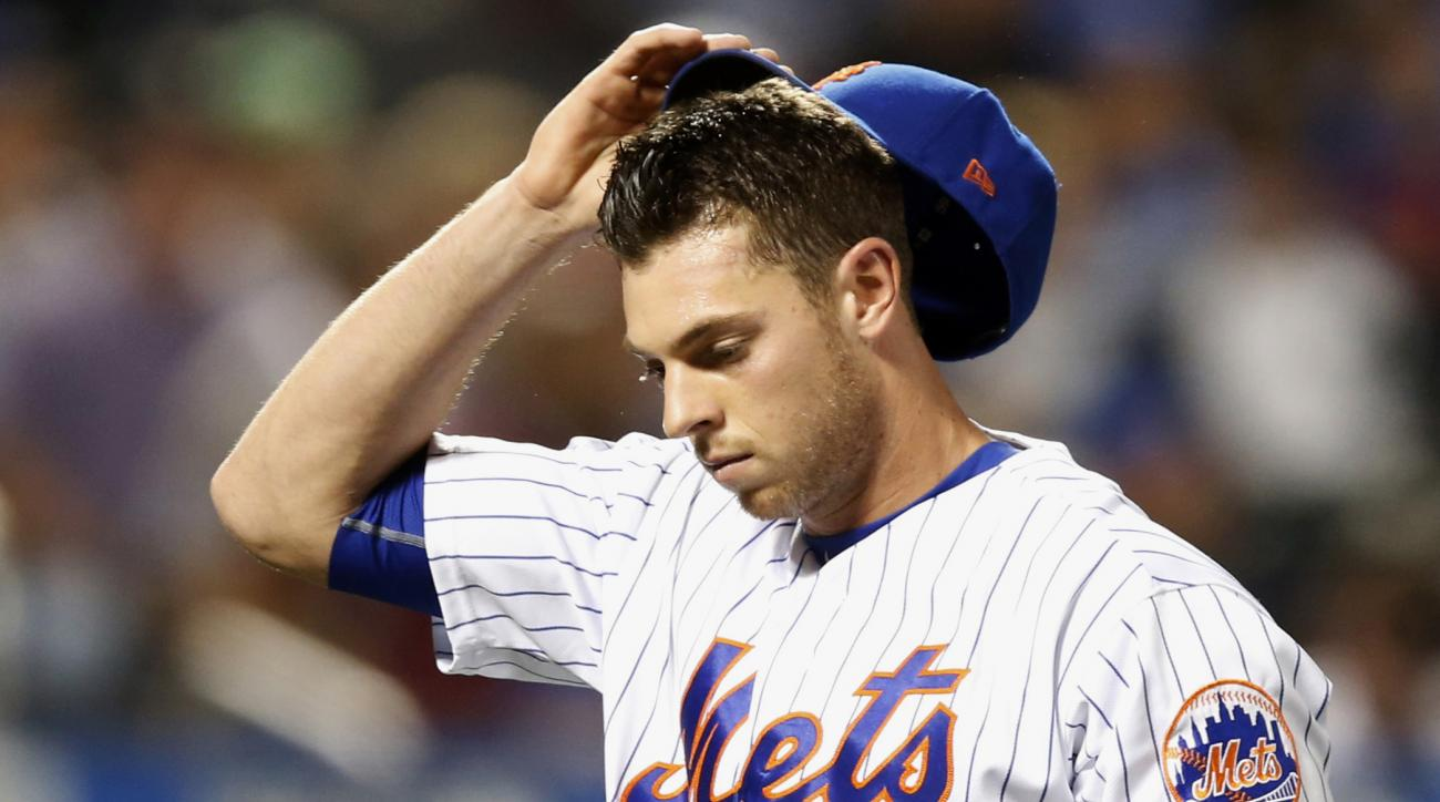 Steven Matz pitching through elbow issue, may need surgery