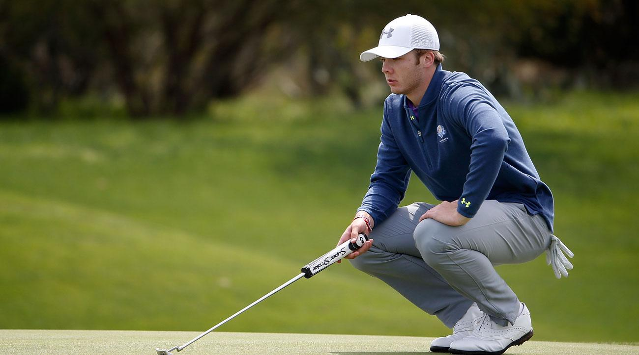 Burns is expected to turn pro after being left off the Walker Cup team.