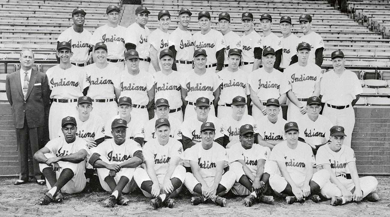 1954 Cleveland Indians