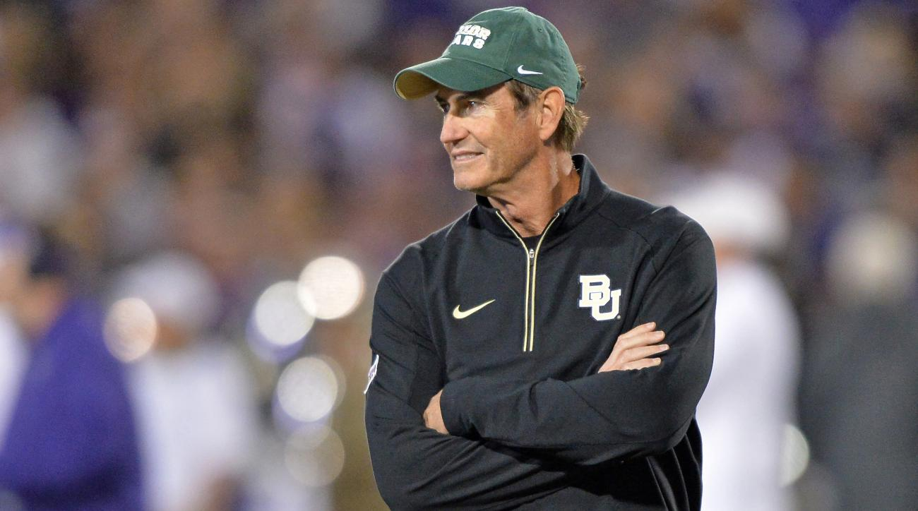 Lane Kiffin Is Consulting Disgraced Former Baylor Coach Art Briles