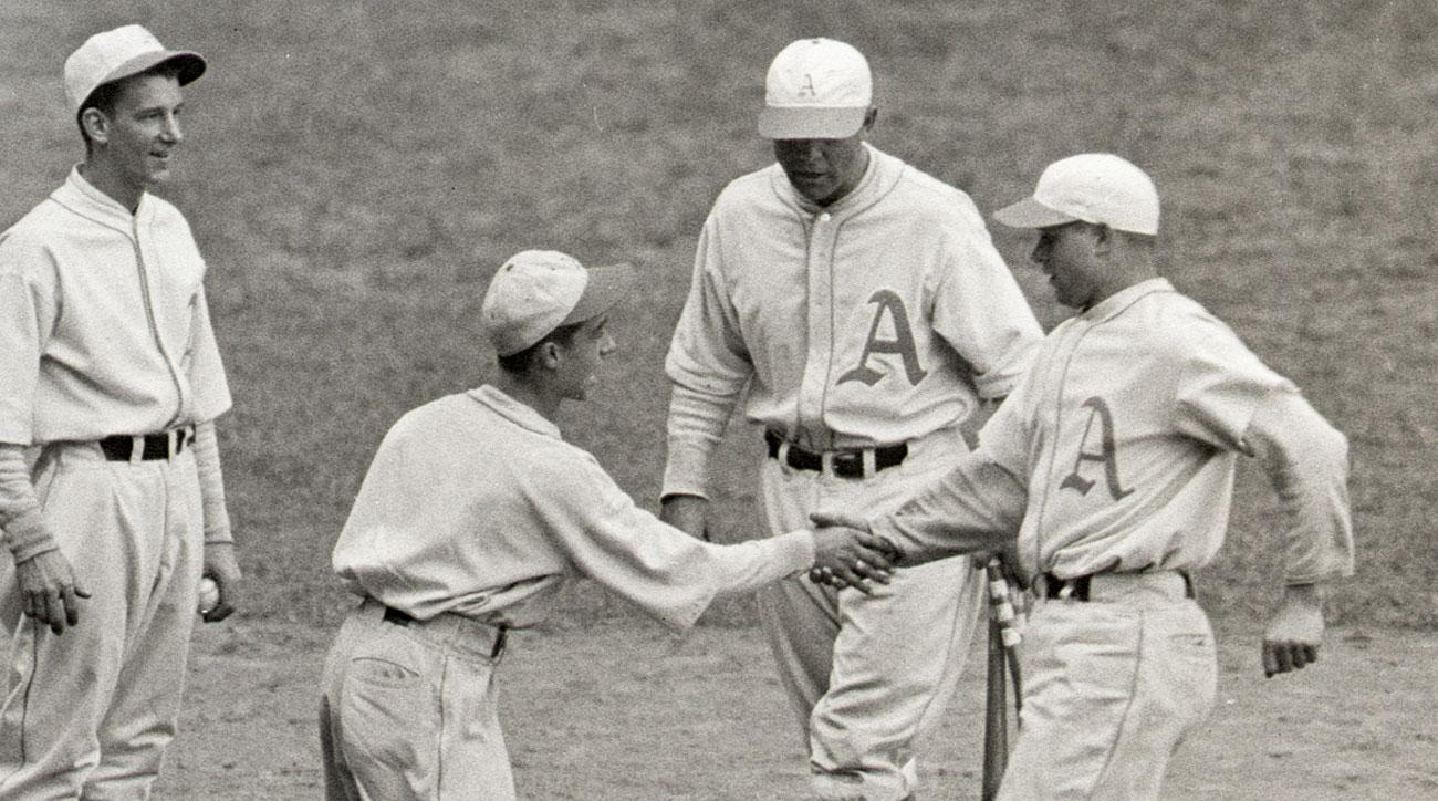 Jimmie Foxx, Philadelphia Athletics