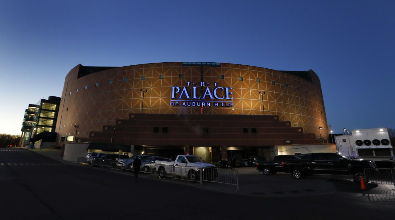 The Palace of Auburn Hills is closing