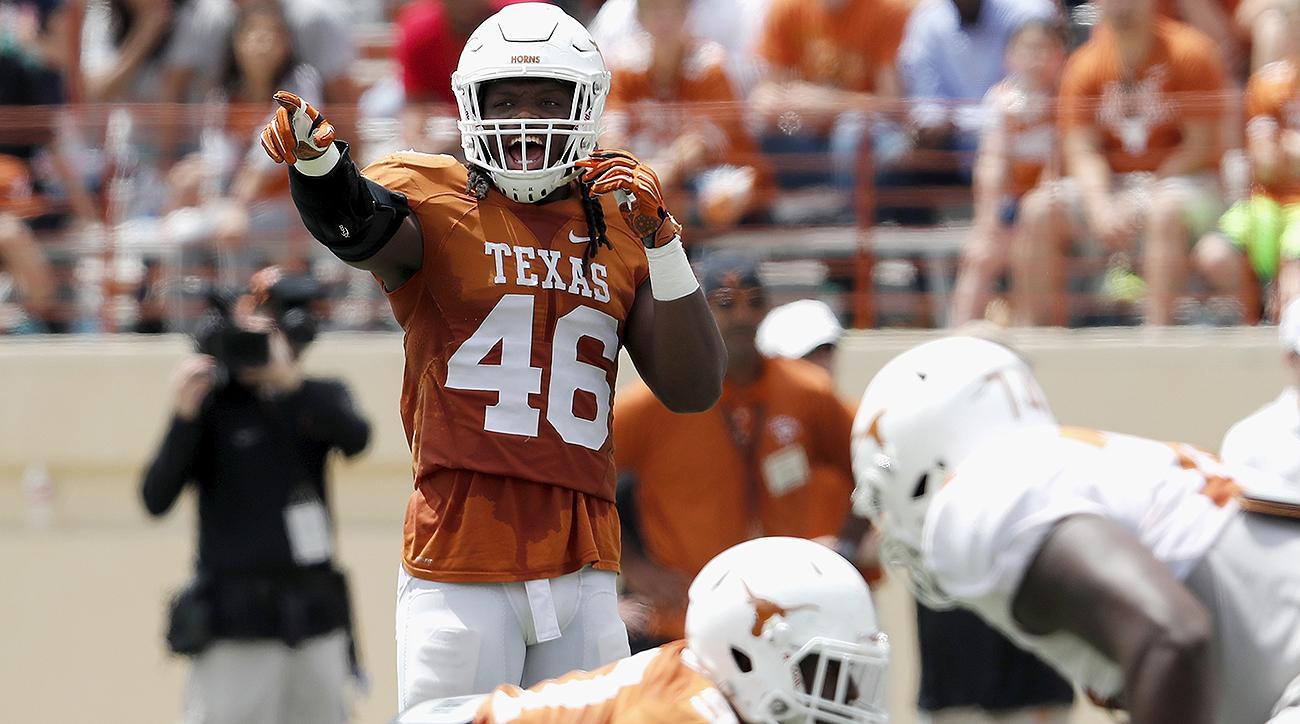 Texas Football 2017 Longhorns Defense Eyes Turnaround