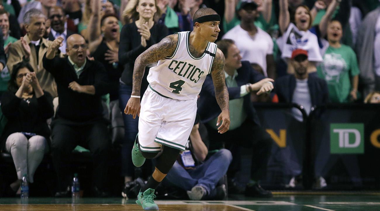 Irving-Thomas deal continues NBA summer of blockbuster moves