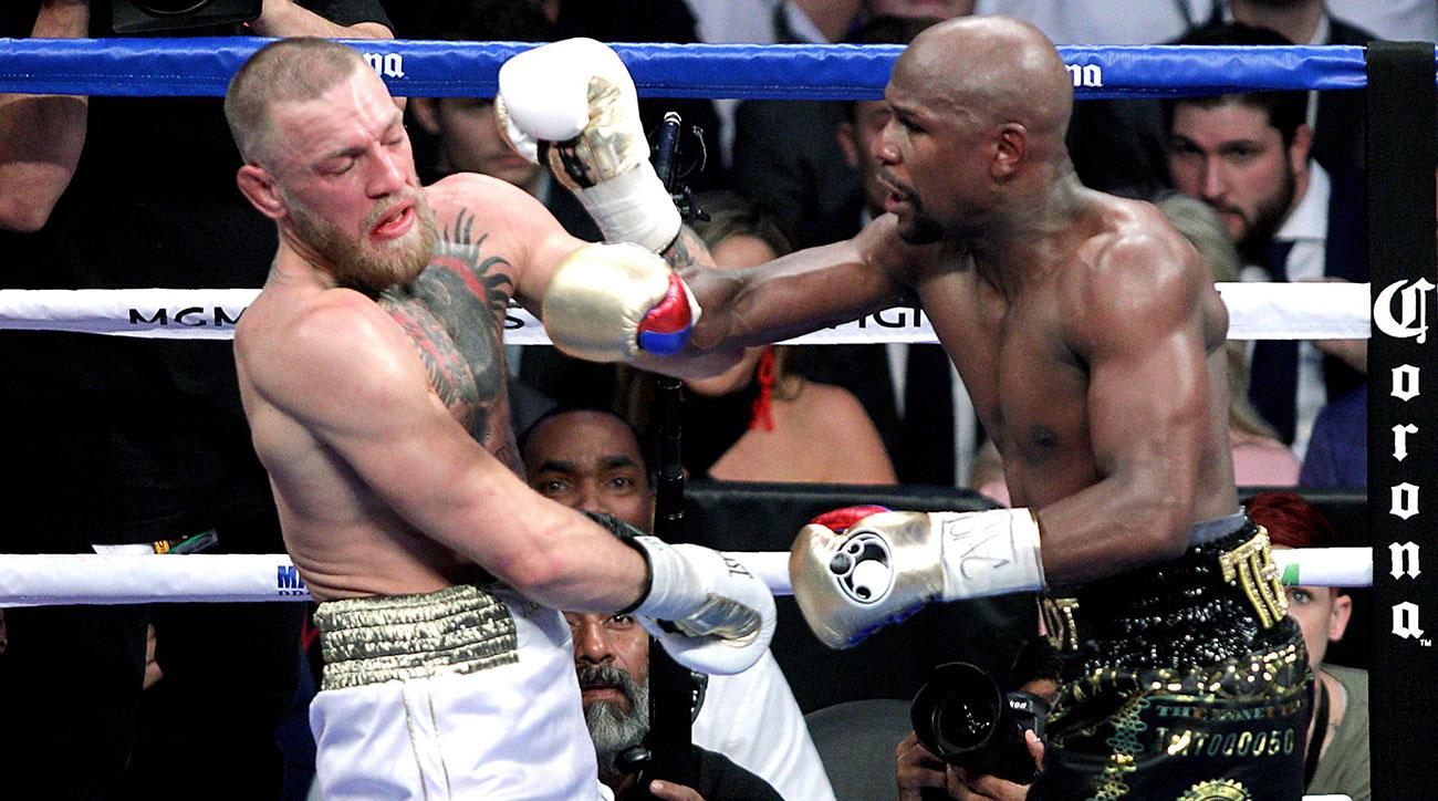 floyd mayweather conor mcgregor illegal stream