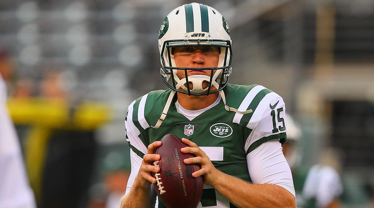 Jets QB McCown to start season opener vs. Bills