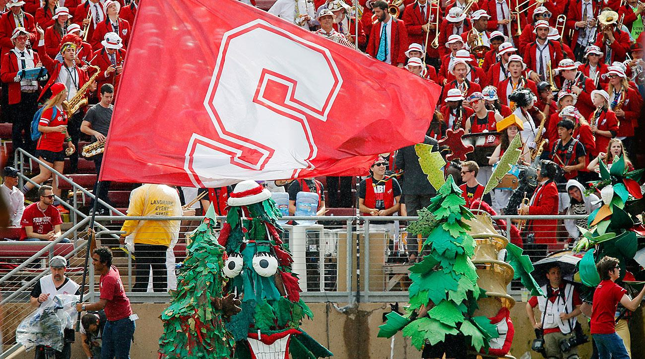 Stanford tailgating guide
