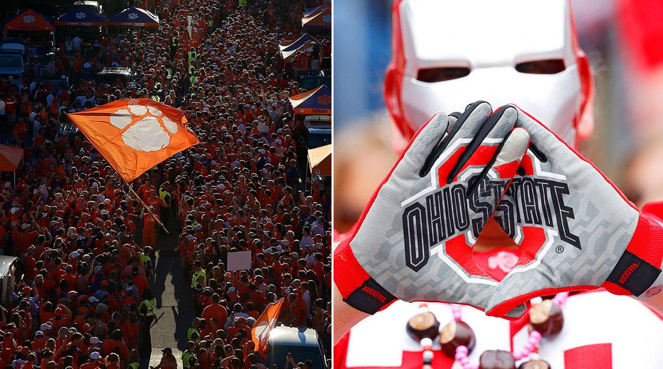 College football tailgate guide Tips for visiting top schools | SI.com & College football tailgate guide: Tips for visiting top schools ...