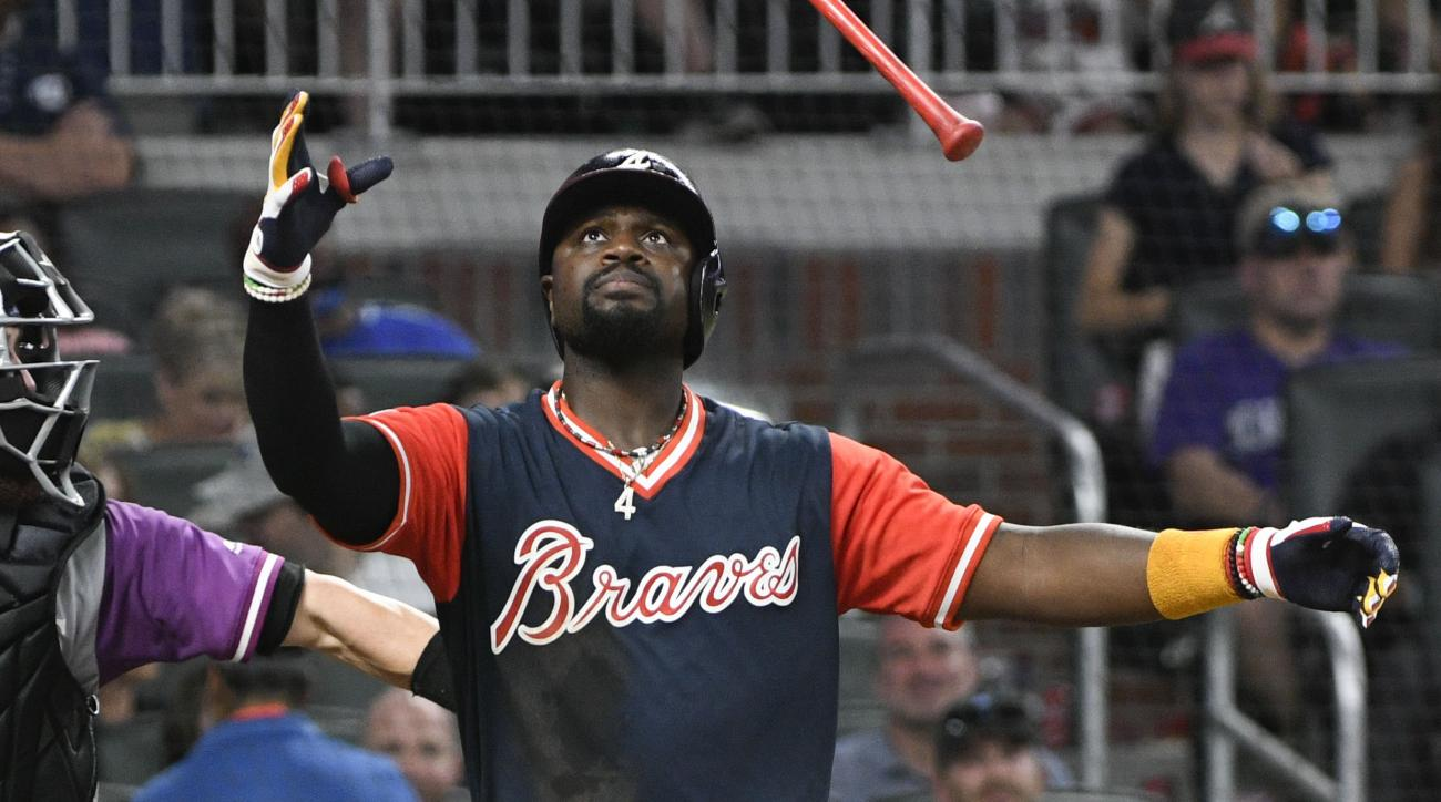 Braves Trade Brandon Phillips To Angels