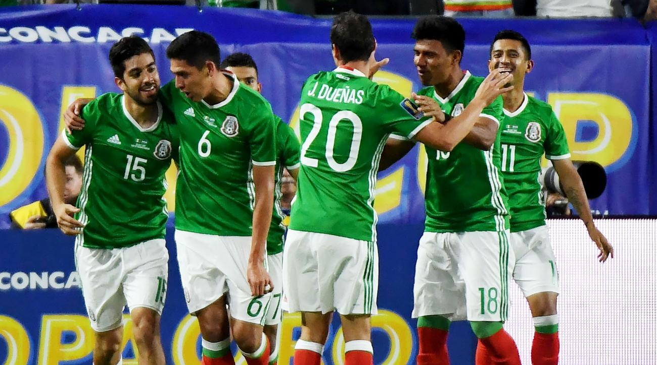 Mexico clinches 2018 World Cup bid