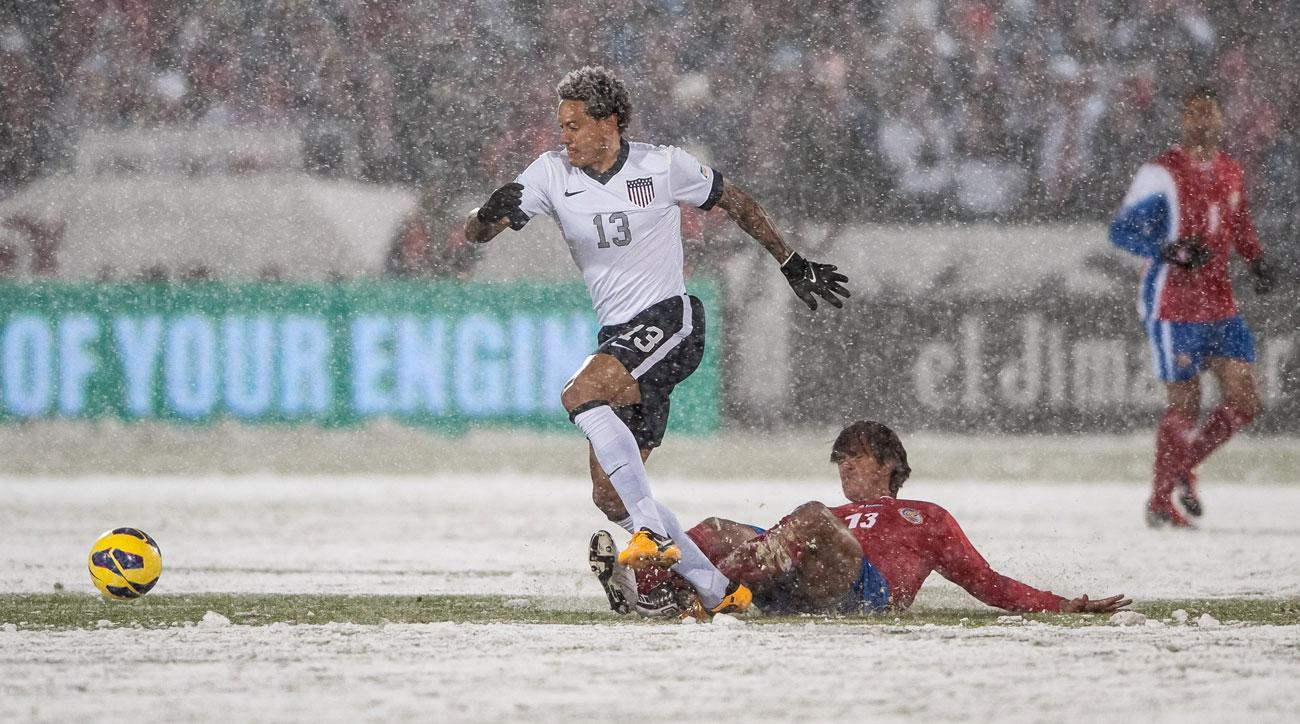 The USA and Costa Rica have a loaded history, including the SnowClasico