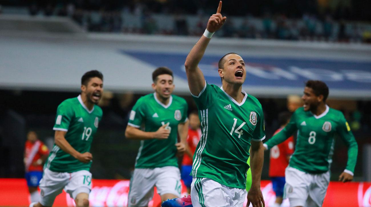 Mexico qualifies for the 2018 World Cup