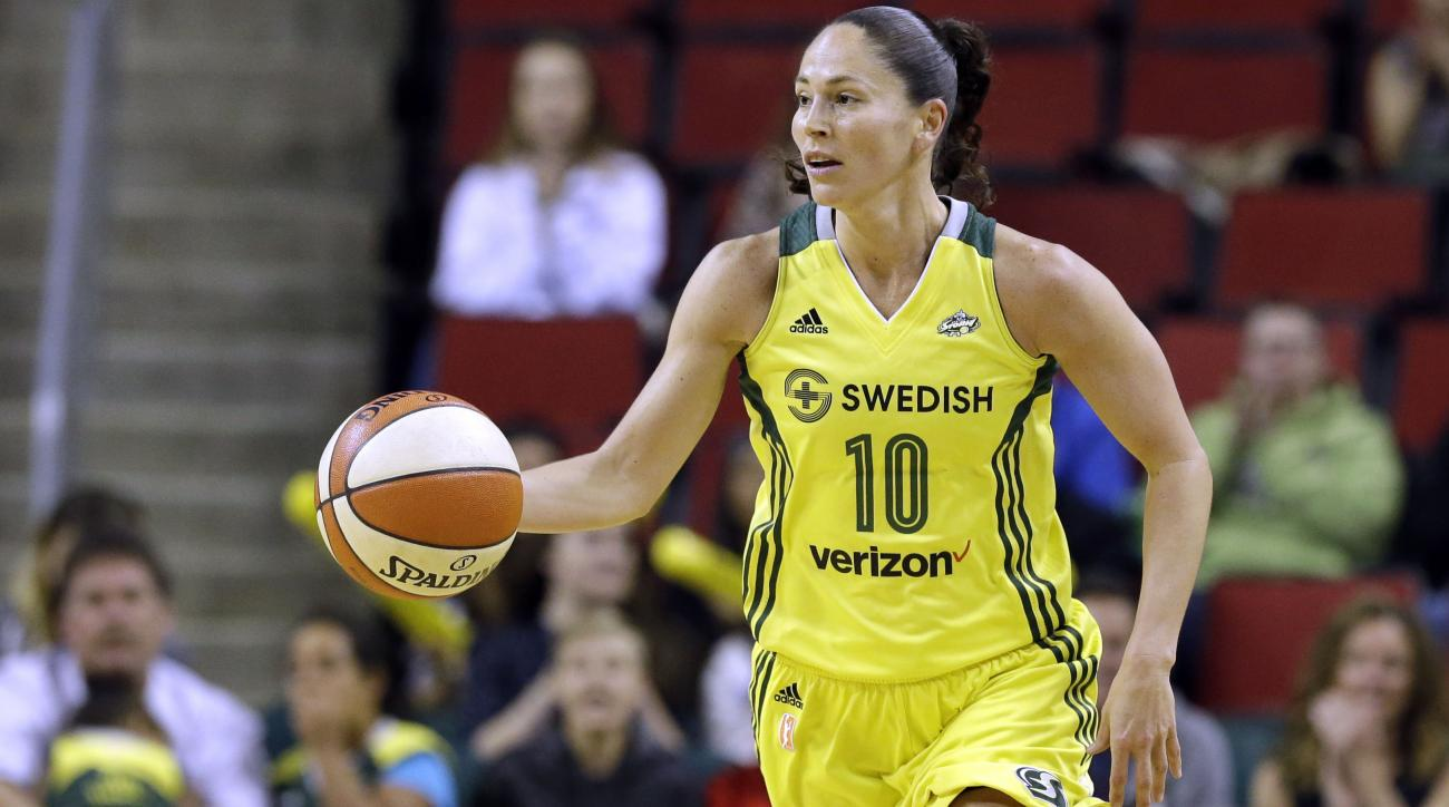 Sue Bird Breaks All-Time WNBA Assist Record