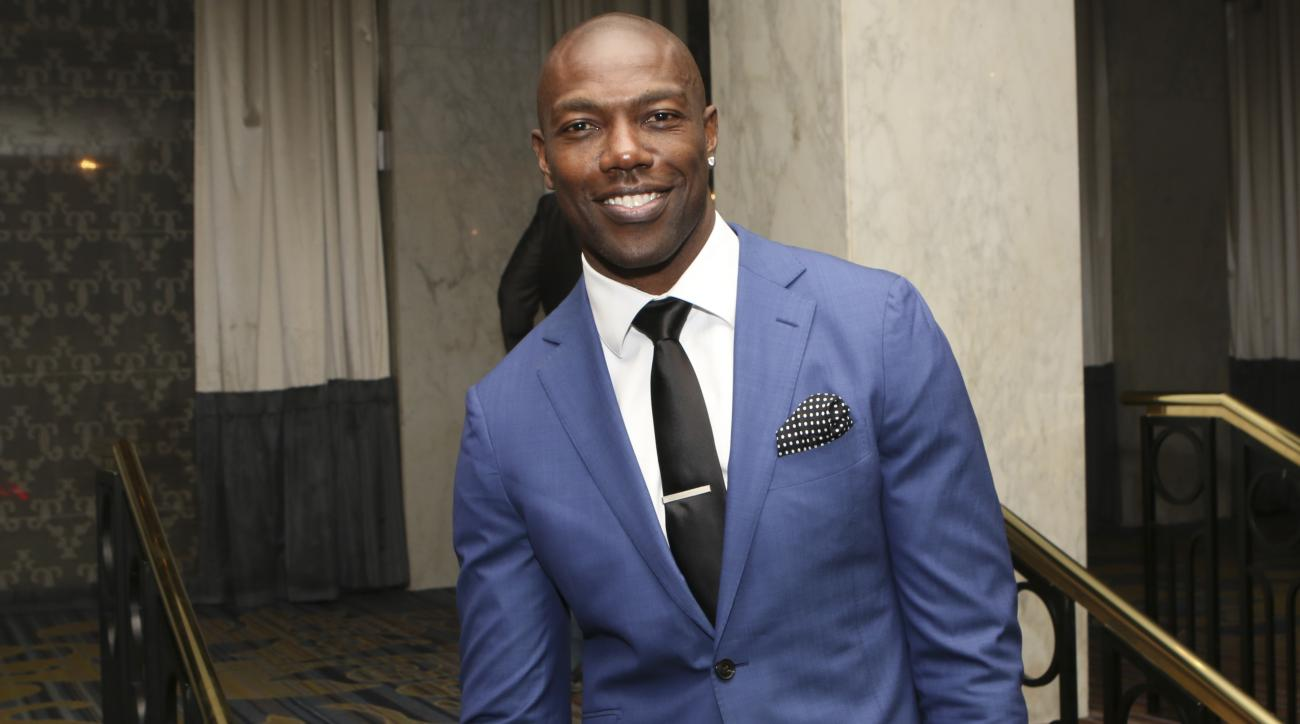 Former NFL star Terrell Owens confirmed for Dancing With The Stars 2017