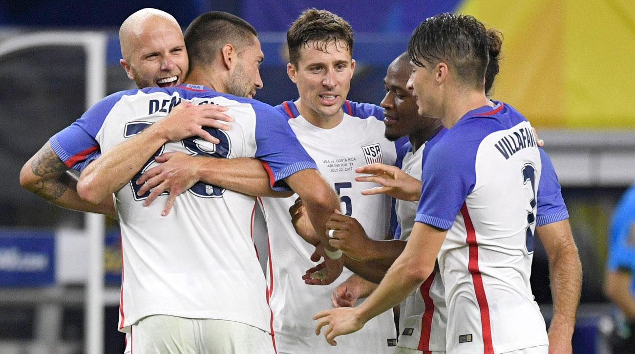 Costa Rica stuns United States  men's national team in World Cup qualifier
