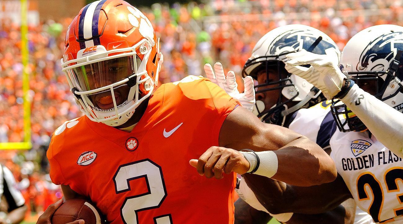 College football Week 1: Ranking top 10 teams from Alabama to USC, Washington