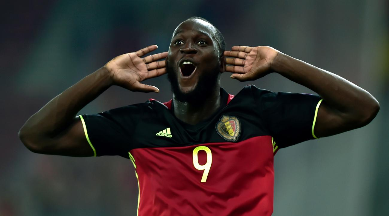 Man Utd forward Lukaku scores victor to book Belgium's place in Russian Federation