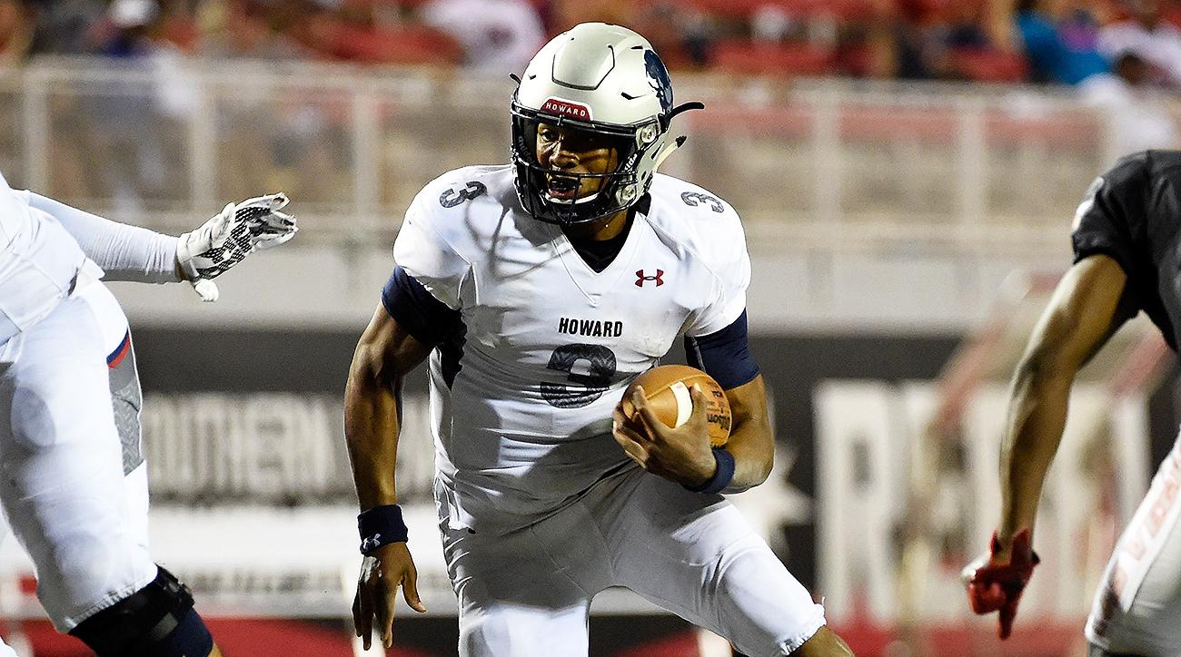 Howard pulls biggest point-spread upset in college football history