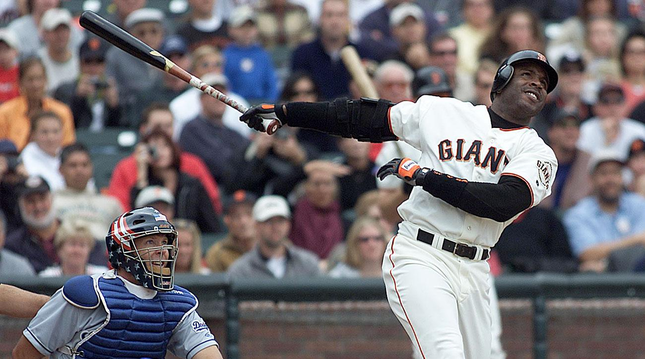 Barry Bonds, San Francisco Giants