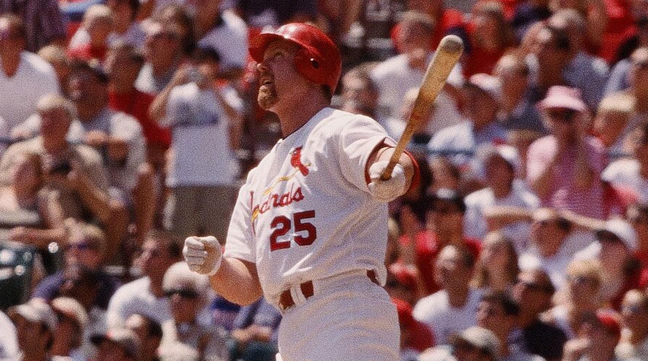 Mark McGwire, St. Louis Cardinals