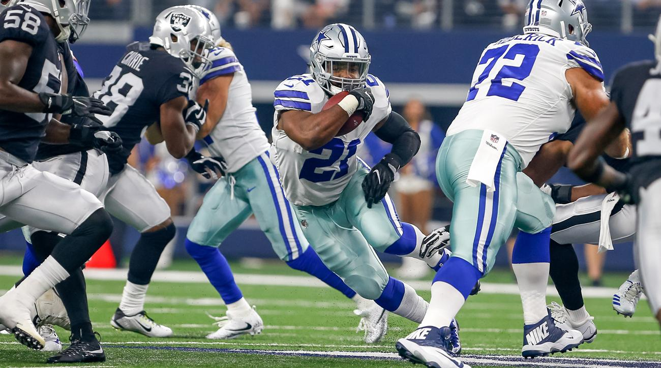 Will Ezekiel Elliott be in the backfield for the Cowboys in Week 1, Week 7 or somewhere in between?