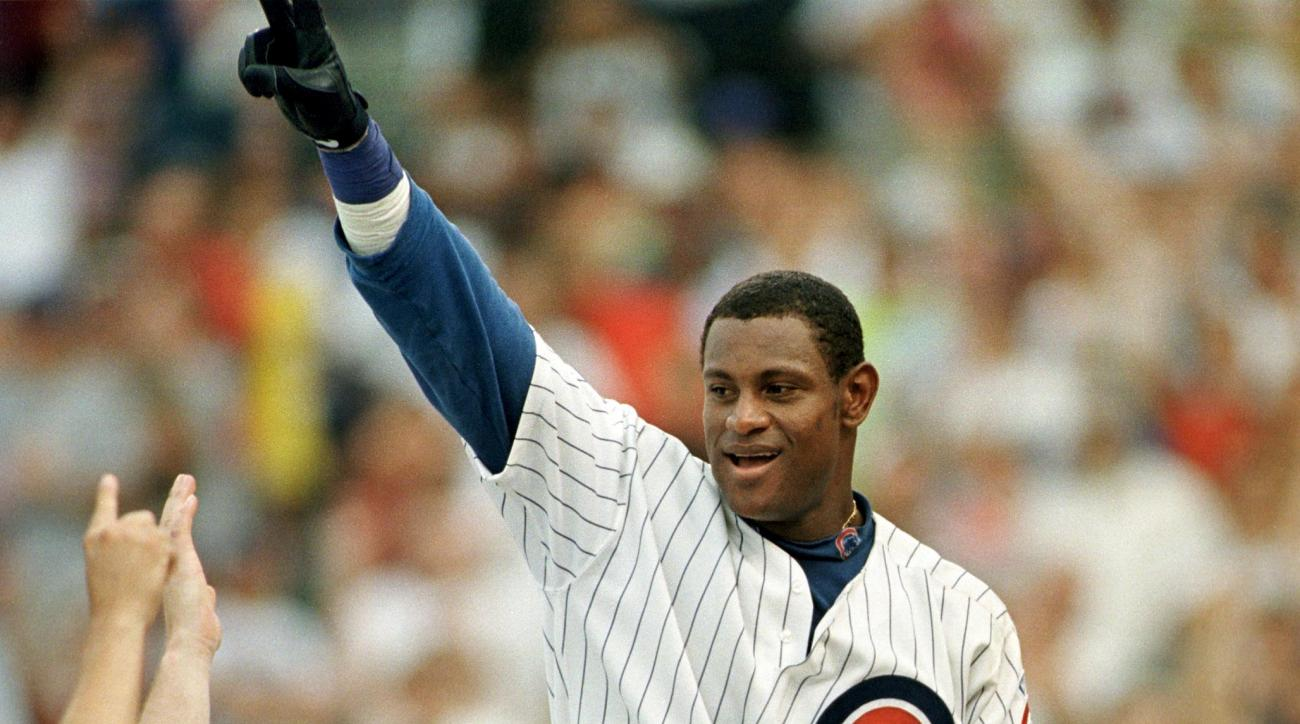 Sammy Sosa, Chicago Cubs