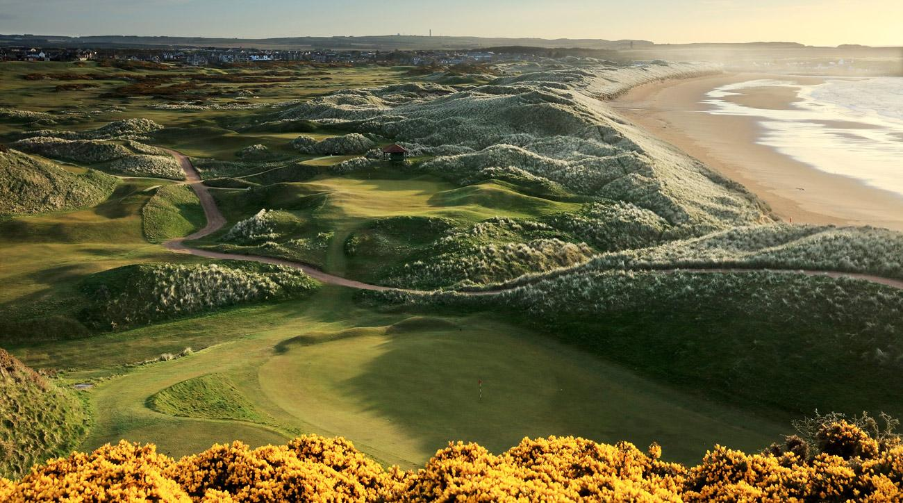 Dollar for dollar, Scotland's spectacular Cruden Bay is the bomb.