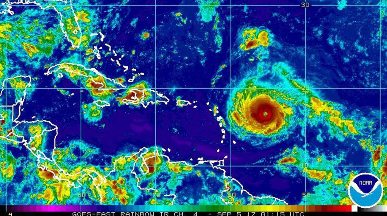 Hurricane Irma College Football Games Moved Postponed SIcom - Us map of college football teams