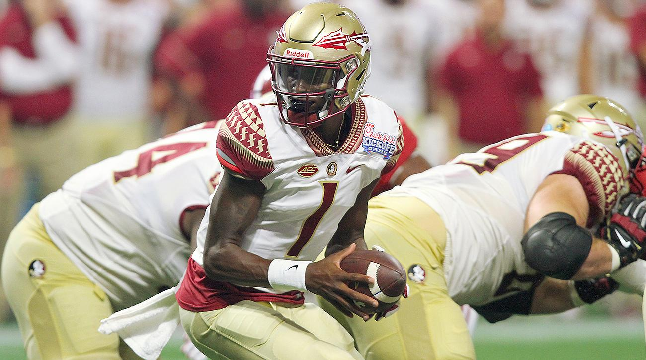 James Blackman: Florida State backup QB up to fill in for Deondre Francois