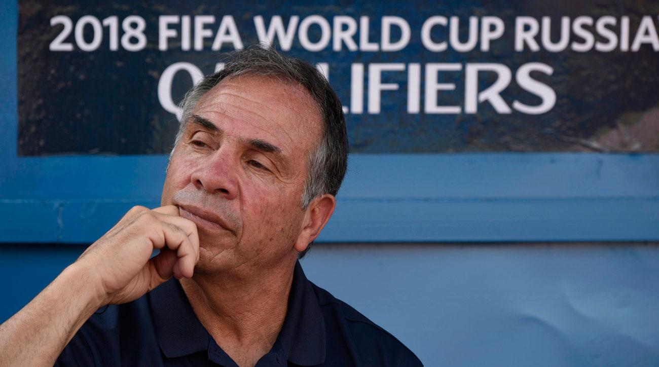 Bruce Arena and the USMNT are in the midst of qualifying for the 2018 World Cup
