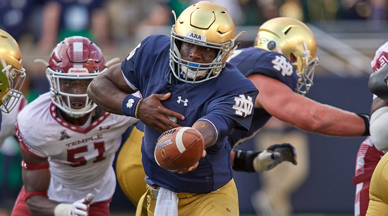 College football picks: Week 2 schedule, Top 25 games, TV times