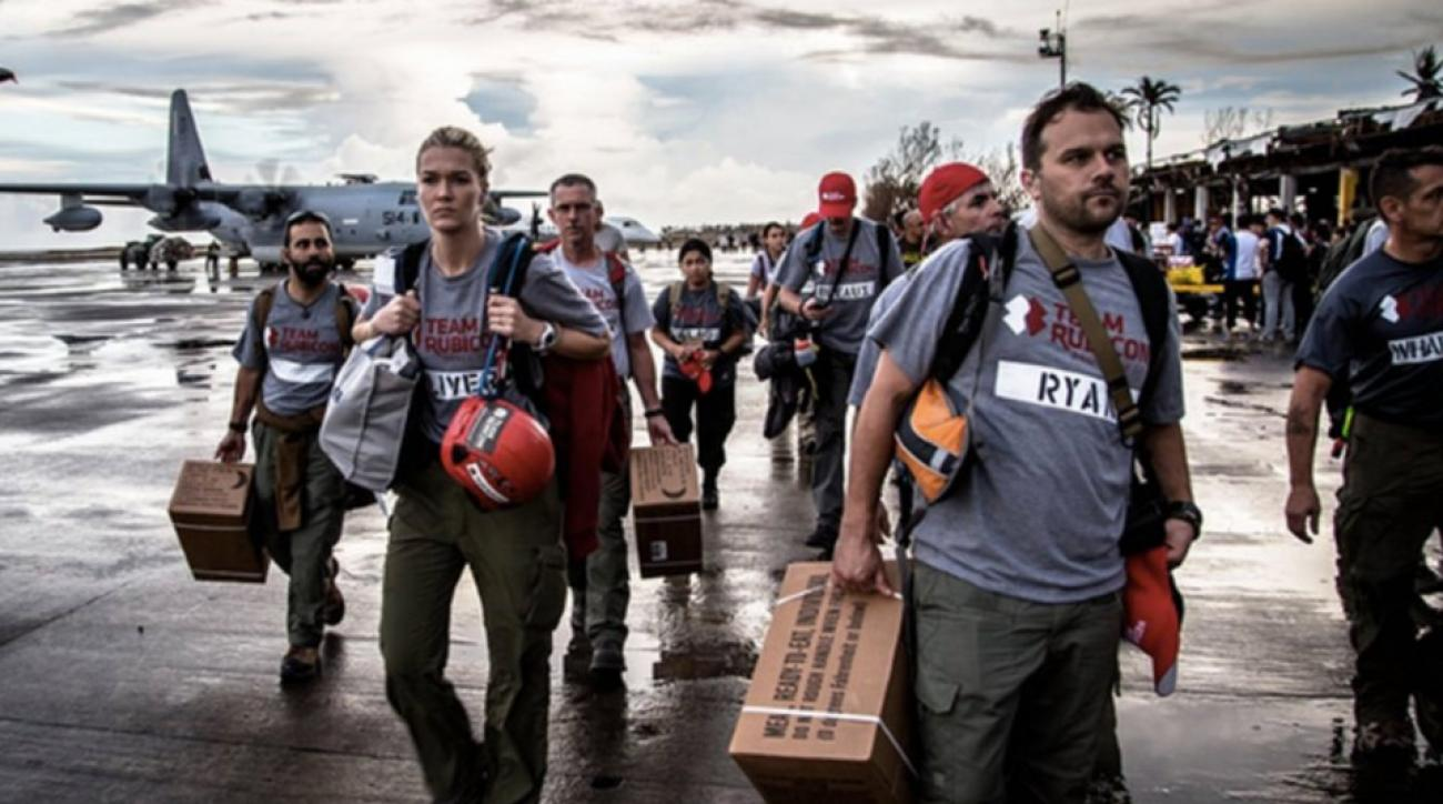 PXG pledged today to match up to $1 million in donations to Team Rubicon, which deploys veterans and first-responders to provide relief to those affected by natural disasters.
