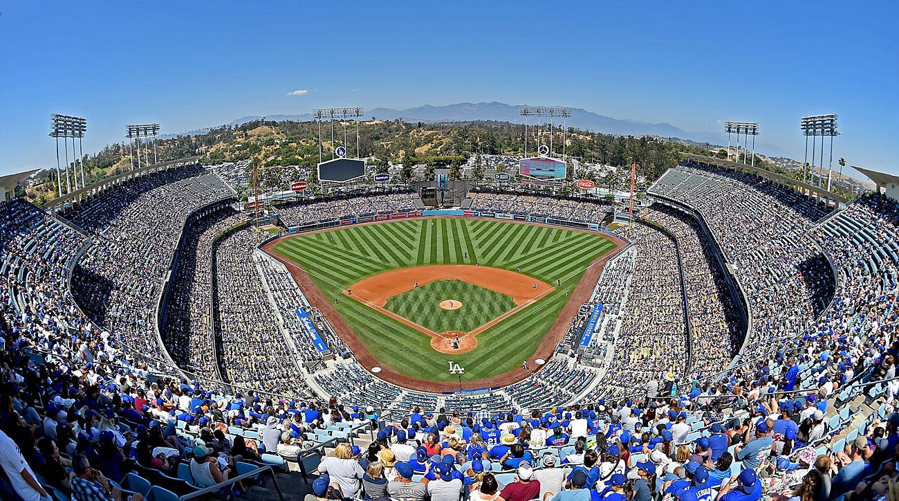 Dodger Stadium, Los Angeles Dodgers