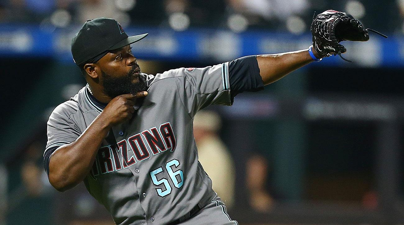 Fernando Rodney, Arizona Diamondbacks
