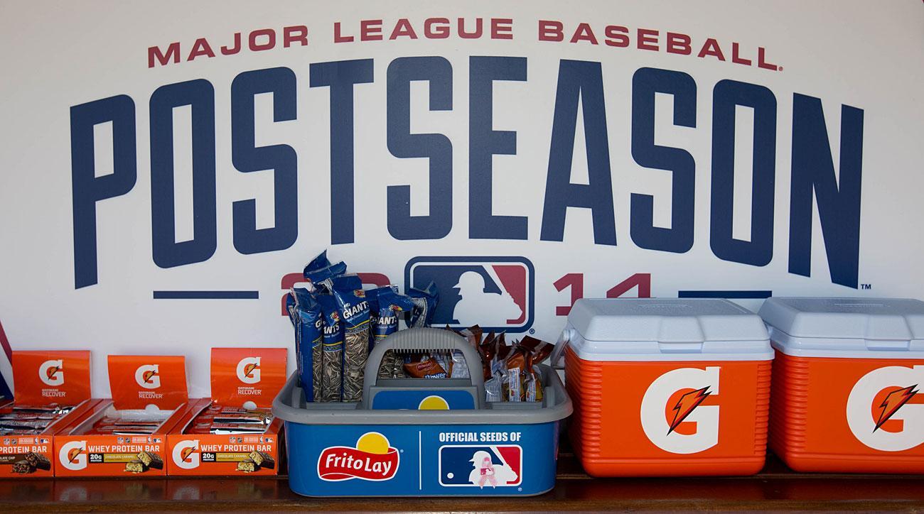 MLB postseason, Dodger Stadium