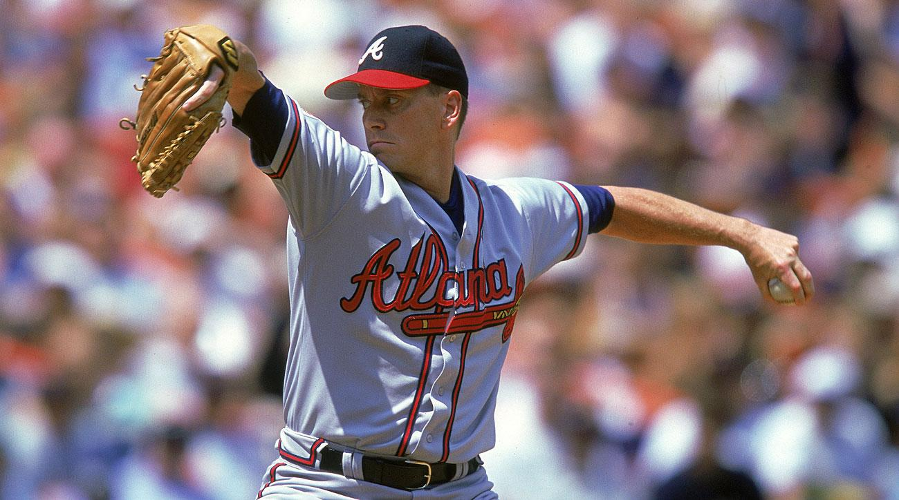 Tom Glavine, Atlanta Braves