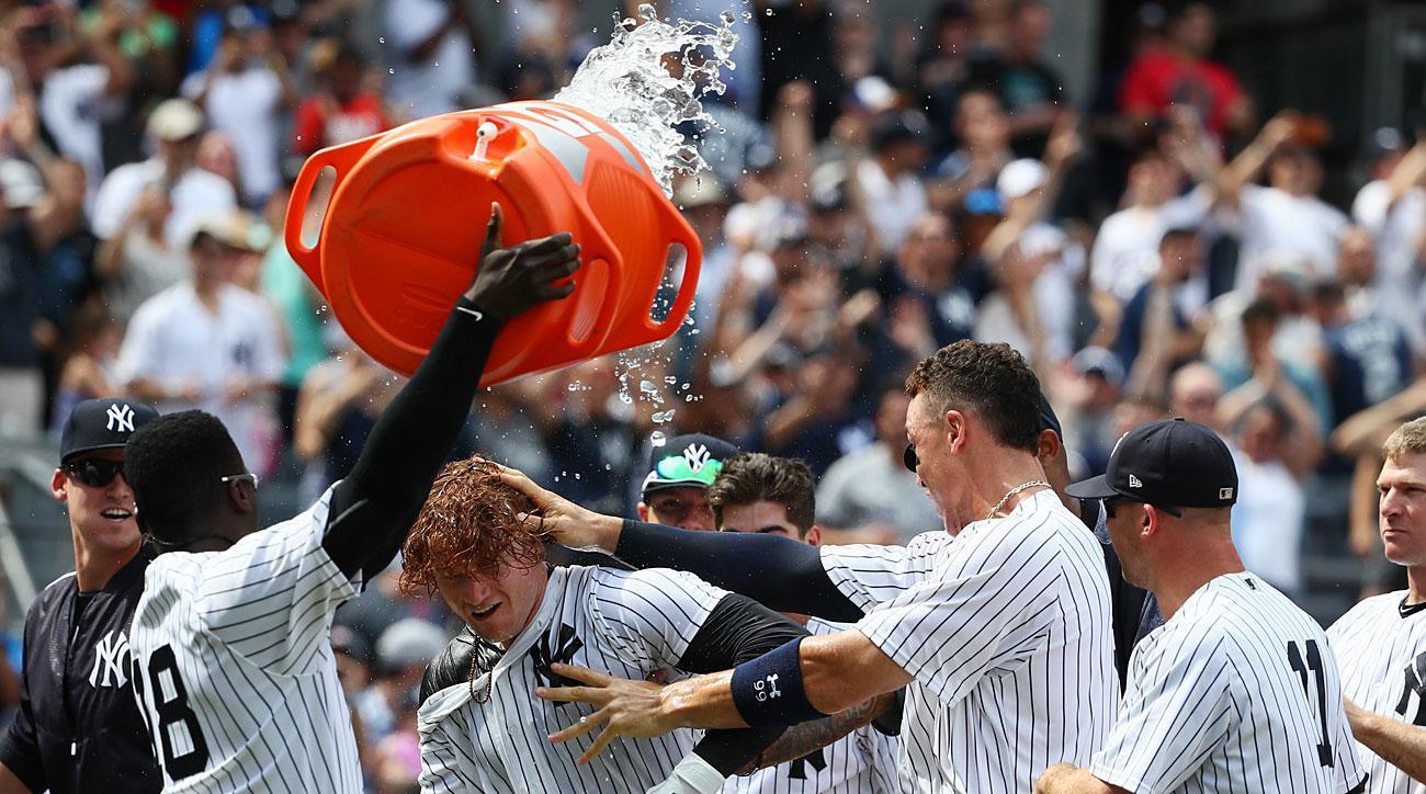Clint Frazier, New York Yankees