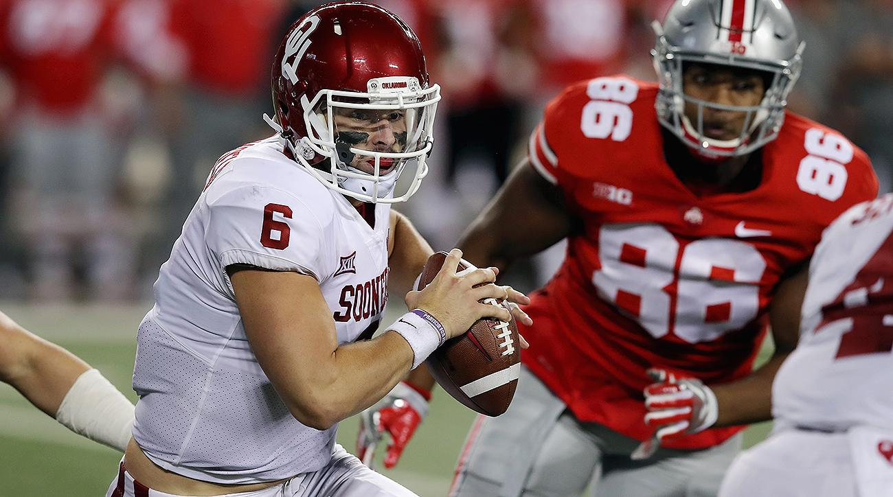 Oklahoma vs Ohio State: Baker Mayfield dominates to shake up College Football Playoff field