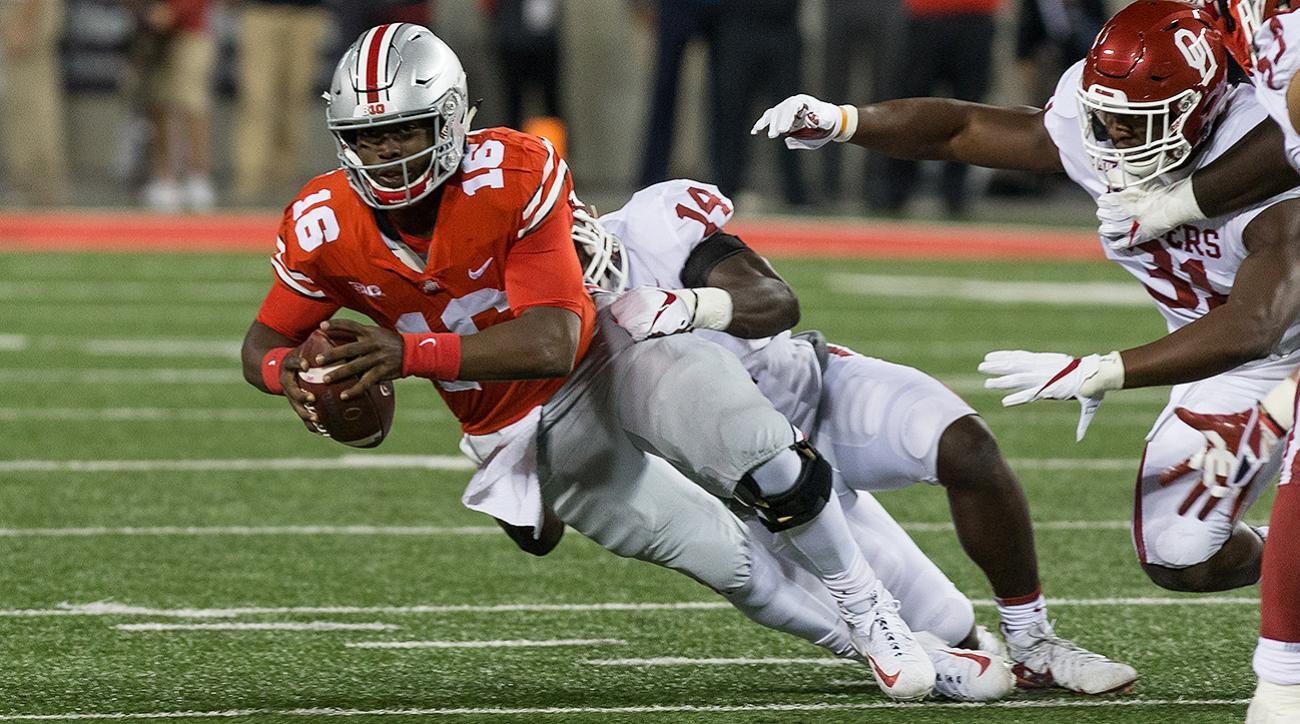 J.T. Barrett: Ohio State's quarterback depth in question after loss to Oklahoma