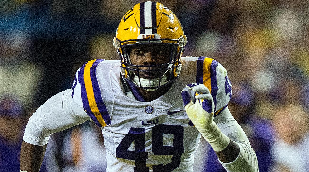 LSU outside linebacker Arden Key will play against Mississippi State